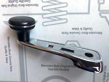 Chrom Fensterkurbel Chrome Window Crank Mercedes W114 W115 W116 W123 W 116 123