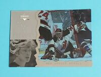 Martin Brodeur New Jersey Devils 1996-97 Upper Deck Ice Acetate Parallel SSP