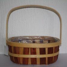 Wicker Flower & Plant Baskets Boxes