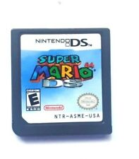Nintendo DS Game Plays on Dsi Dsl 3DS  ~ SUPER MARIO 64 ~ Recover 150 Stars FUN!