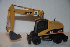 1/50 NZG Excavador de goma Cat M318 C