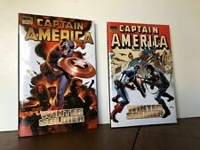 Captain America Winter Soldier  Vol #1 & #2 Marvel Premier Edition HC NM/MINT