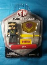 Minecraft YouTube Hero Sky Butter  Action Figure New in unopened box