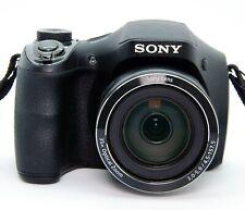 Sony Cyber-Shot DSC-H300 zoom óptico 35x - 20.1MP – Negro