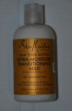 SheaMoisture Raw Shea Butter Extra-Moisture Transitioning Milk 8.0 fl oz / 236ml
