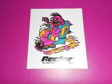 80s Sk8 Hard Ruff n Tough Pink Punk Skater Rector pads Skateboard sticker
