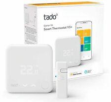 TADO° Termostato Intelligente Kit di Base V3+ Bianco