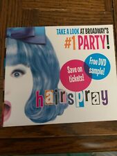 Broadway Mailing Dvd Advertisement Hairspray