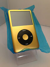 Apple iPod Classic 7th Generation GOLD / BLACK Last Generation (160 GB) Like New
