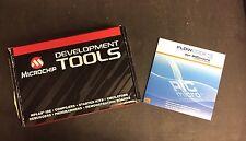 Microchip DM163035+TEFLCST3 DEVELOPMENT BOARD+FLOWCODE3-HOME BUNDLE
