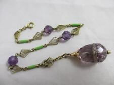 Chain Amethyst Victorian Fine Jewellery