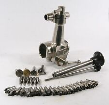 Lorch Watchmakers Lathe Drilling Tailstock Rose Cutters Sinkers Boley #376