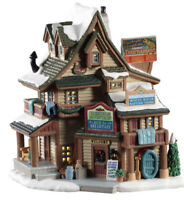 Lemax The Christmas Floral Shop 05714 NEW Xmas Village Cute Lighted
