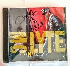 Ruffneck by MC Lyte (CD, PROMO Single) Autographed