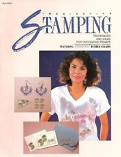 Imaginative STAMPING Techniques & Ideas for Decorative Stamps Book 9001 Comotion