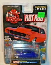 RACING CHAMPIONS HOT ROD COLLECTIBLES 1949 CHOPPED MERCURY