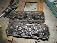 71 Ford 351C 2V Cleveland 2 Barrel Open Chamber Cylinder Heads used, wonderful