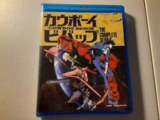 Cowboy Bebop - Remix: The Complete Series (Blu-ray Disc, 2014, 4-Disc Set)