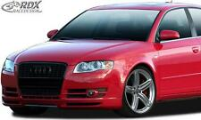 RDX Frontspoiler Audi A4 B7 (without S-Line-Frontbumper)