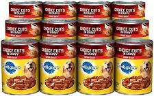 PEDIGREE Choice Cuts in Gravy Adult Wet Dog Food Standard Packaging Beef