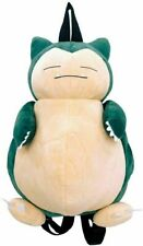 New Pokemon stuffed Plush Doll Bag backpack Snorlax from Japan
