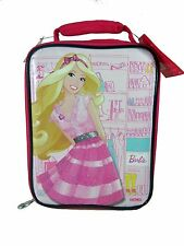 Barbie Insulated Lunch Box Bag By Thermos PINK New NWT