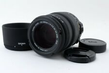 Excellent++ Sigma Zoom 50-200mm f/4-5.6 DC OS HSM Lens For Nikon from Japan