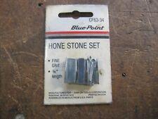 Blue Point For Snap On Cf63 34 Brake Cylinder Fine Grit Hone Stone Set A6
