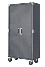 Blackcomb 16236J Steel Storage Cabinet with casters