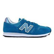 Calzado de mujer New Balance de color principal azul de ante