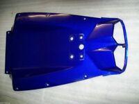 Yamaha YZF R6 RJ09 Heckverkleidung Verkleidung Radlauf Innenverkleidung fairing