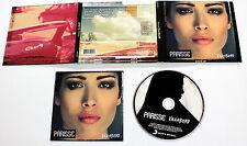 Parisse VAGABOND 2011 Sony CD DIGIPACK