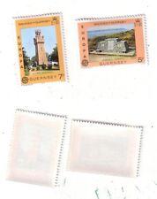 Guernsey - Scott# 161, 162 Europa - Mint, never hinged