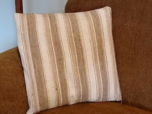NEW Boho Style Silk Zippered Pillow Cover