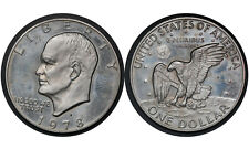 """1$ 1978 S """"Eisenhower Dollar"""" United State Proof Coin #  203  From 1$"""