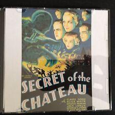 SECRET OF THE CHATEAU DVD 1934 Claire Dodd Alice White Osgood Perkins Jack Larue