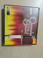 Chronicles Of The Sword - PS1 (Sony Playstation 1) Complete (PAL) Black Label