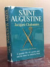 SAINT AUGUSTINE By Jacques Chabannes - 1962, Catholic