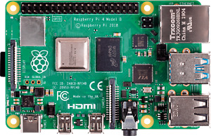 Raspberry pi 4 computer Model B 4GB RAM