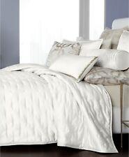 "Hotel Collection 8"" x 20"" Decorative Pillow Fresco White L97349"