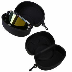 UK Sunglasses Glasses Carry Case Bag Hard Zipper Box Travel Pack Holder Pouch