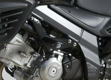 Suzuki DL650 V Strom 2014 R&G Racing Aero Crash Protectors CP0297BL Black