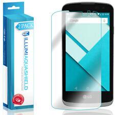 2x iLLumi AquaShield Clear Screen Protector LG Optimus Zone 3/LG Spree/LG K4 LTE