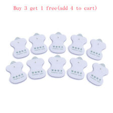 2x Pads Replacement for Electric Therapy Two Massager Units Electrode Patches