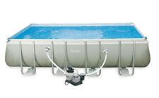 Intex Rechteck Schwimmbad 549x274x132 cm