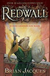 Redwall (Redwall, Book 1) - Paperback By Jacques, Brian - GOOD