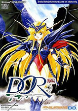 DOR Adult PC Game CD-ROM