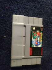 Yoshi's Island Snes Authentic Tested