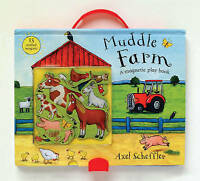 Muddle Farm by , Acceptable Used Book (Hardcover) Fast & FREE Delivery!