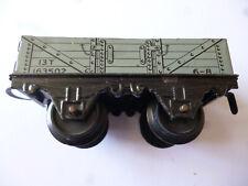 Hornby No 50 BR Grey Open Coal Wagon 163502 Gauge O - No Box
